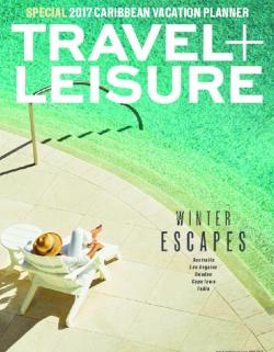 travel+leisure usa february 2017 مجله مسافرت و اوقات فراغت